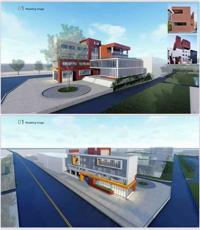 KOICA finances the construction of the National Incubation Centre of Cambodia