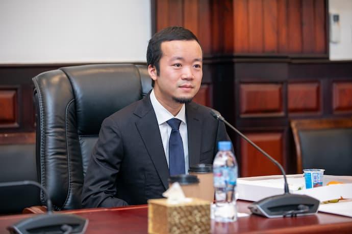 Prince Group Chairman Chen Zhi