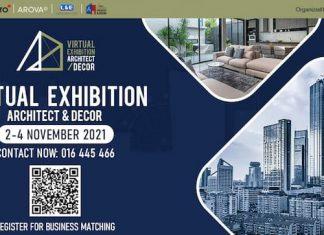 Virtual Exhibition Architect/Décor 2021